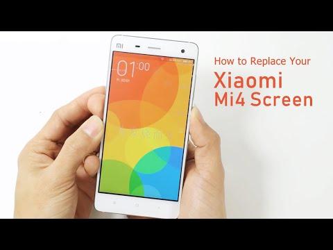 How to Replace Your Xiaomi Mi4 Screen