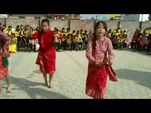 Tihar Programme 2015 by Mount View Students.