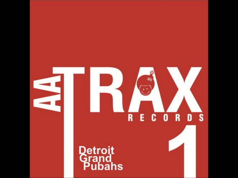 Detroit Grand Pubahs - BUttFUnkula And The Remixes From Earth Vol.2