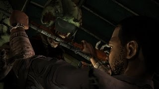 The Walking Dead Game - Full Episode 3: Long Road Ahead Walkthrough HD [No Commentary]