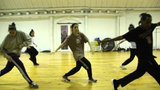 Marcio Ratinho - Jazzy Dance Studios course 2016
