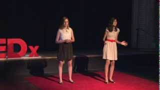 The Evolution of Books: Ioana Burtea and Kristen Gracie at TEDxYouth@UTS