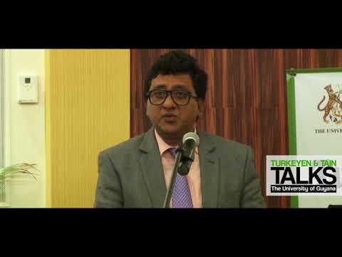 Turkeyen & Tain Talks 9 -Constitutional Reform   Former Attorney General Anil Nandlall pt. 10