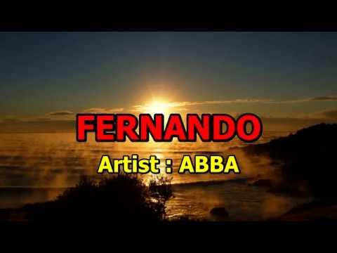 Karaoke Fernando~