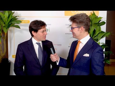 Antonello Cammisecra, CEO of Enel Green Power on Renewable Lifestyle, Circular Economy...