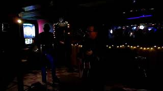 Wrecking Ball at Coal Mine Tap Room , Feb 16 , 2018