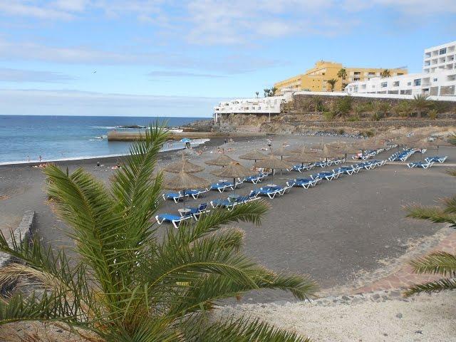 Playa Paraiso, Tenerife Beaches