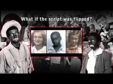 Racist system convicting inocent Black Men. Scene from Whited Out 2