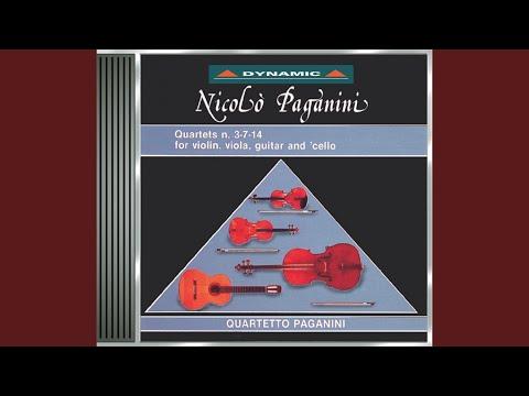 Guitar Quartet No. 7 in E major, MS 34 (arr. for string quartet) : I. Allegro moderato