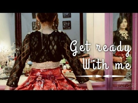 Get Ready With Me for Eid | Anushae Says