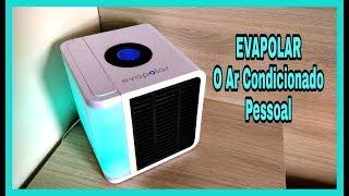 EVAPOLAR - UNBOXING do Ar Condicionado Pessoal