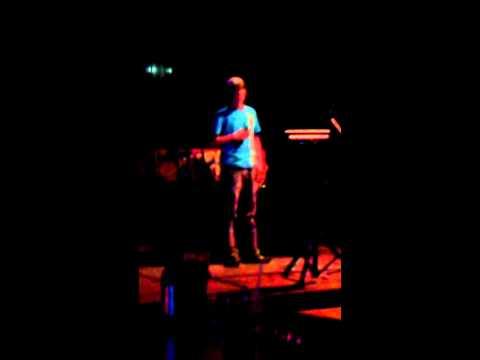 David warren singing karaoke # 3