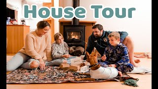 NEW HOUSE TOUR!! Leaving the big city for the small lake town life...