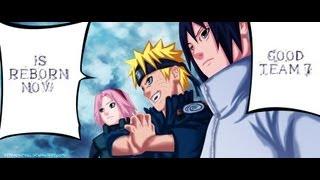 SHIZAнутый Обзор 089: Naruto Manga 631 Chapter