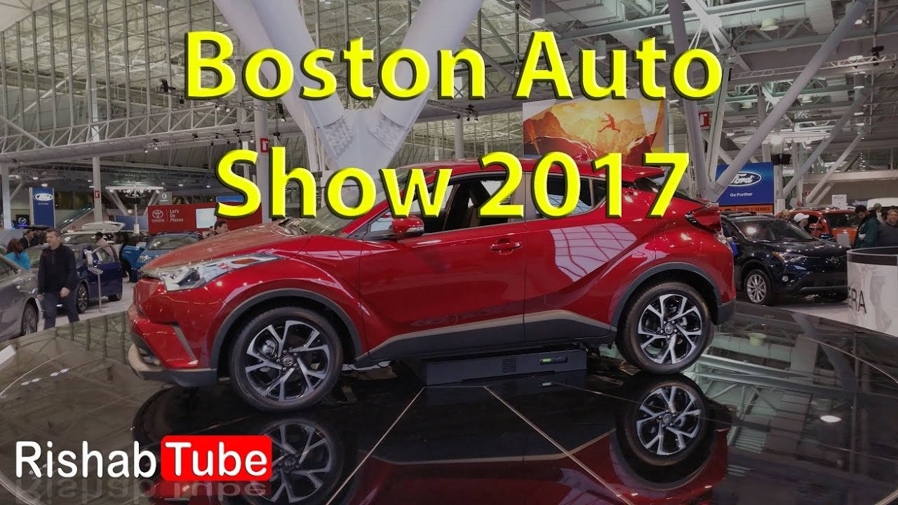 Boston Auto Show YouTube - Boston car show this weekend