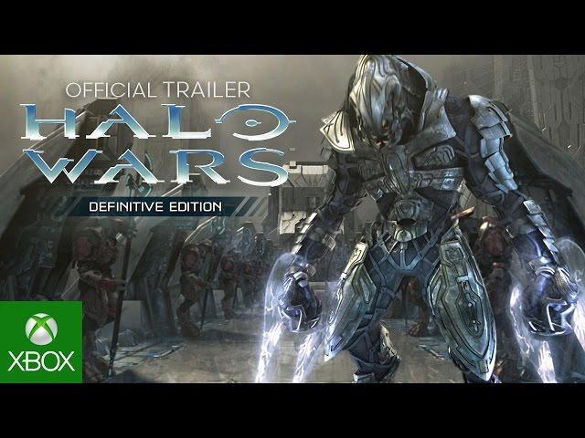Halo Wars: Definitive Edition Trailer