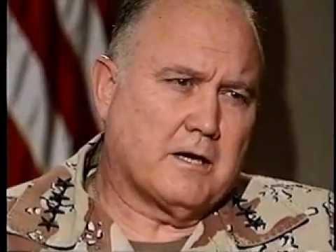 Download Barbara Walters Interviews General Norman Schwarzkopf (1991) (part 1)