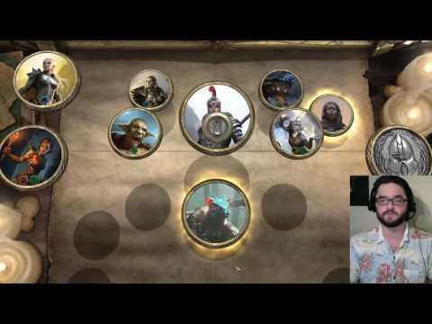 Solo Arena Rank 1 - Hawaiian Shirt Day - Five Elder Scrolls Legends Games!