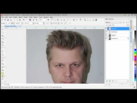 Corel Draw How to adjust photos in Corel PHOTO PAINt Corel Draw