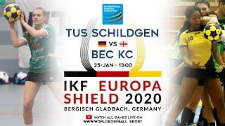 IKF ES 2020 TuS Schildgen e.V. - Bec Korfball Club