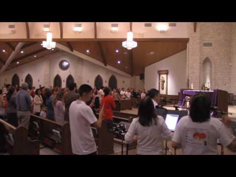 Padre Octavio Diaz.  Apóstoles de la Palabra en : Gpo de Oracion Sta Elizabeth.  03.07.2017