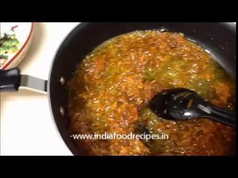 Basanthi recipe