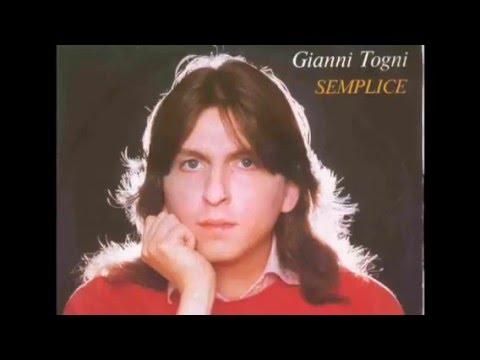 GIANNI TOGNI - SEMPLICE (versione originale 1981) con TESTO