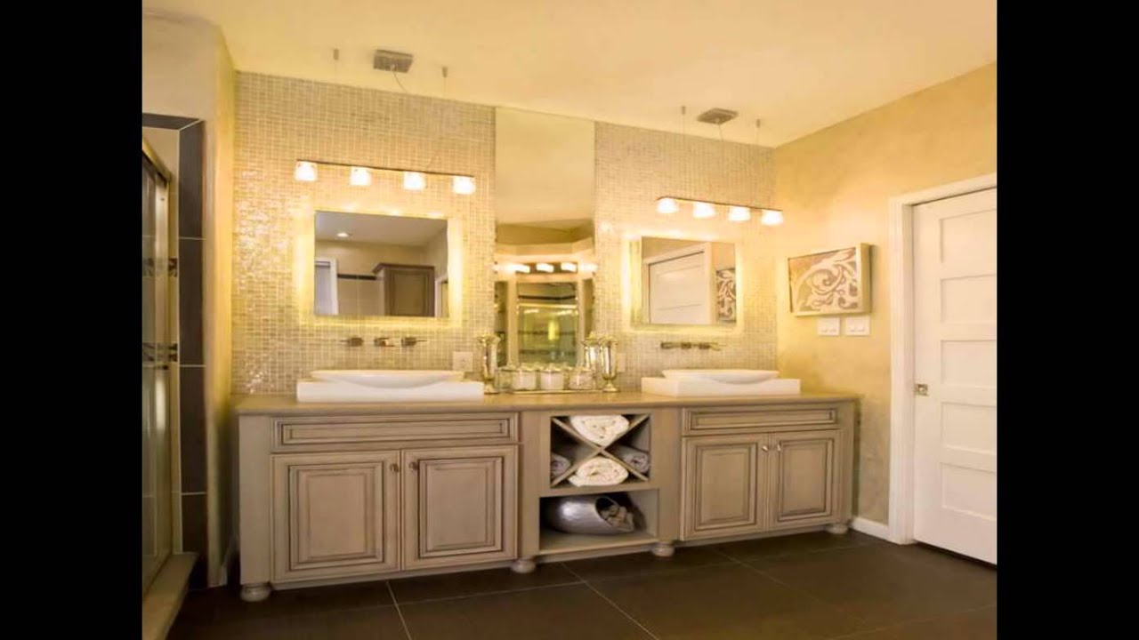 Bath Vanity Lighting Bath Vanity Lighting Fixtures Bath And - Bathroom vanity lights with shades