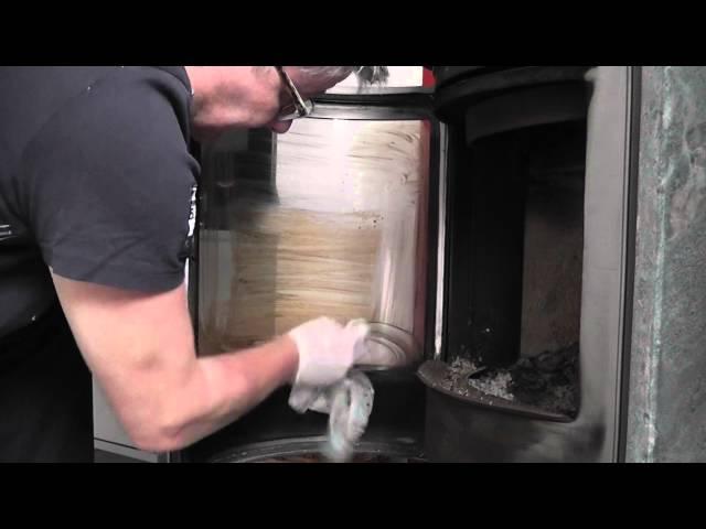Fabulous Kaminscheibe reinigen, so wird es richtig gemacht - Haushaltsfee.org ZH68