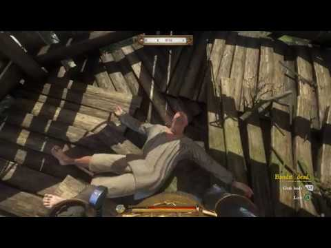 Kingdom Come  Deliverance - How To Loot Runt's Body!
