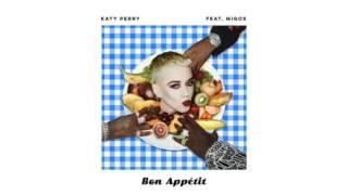 Katy Perry -  Bon Appétit (Instrumental)