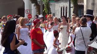 Парад невест в Глухове