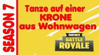 Fortnite Season 7 Tanze Auf Wohnwagen Fab Hairdesign