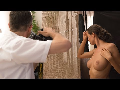 Nude Art: Learn How to Photograph Nude Models by Dan Hostettler with model Nicola