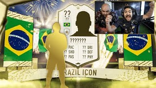 MY BEST ICON PACKED!! 10 ICON PACKS!! FIFA 20