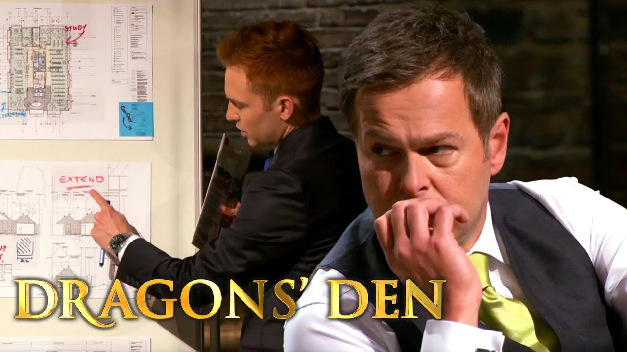 Peter Thinks This Could Be Bigger Than Magic Whiteboard | Dragons' Den