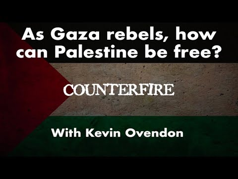 As Gaza Rebels, how can Palestine be free?