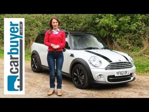 MINI Clubman estate 2013 review - CarBuyer