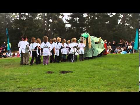 Festival of courage Monterey Bay Charter School