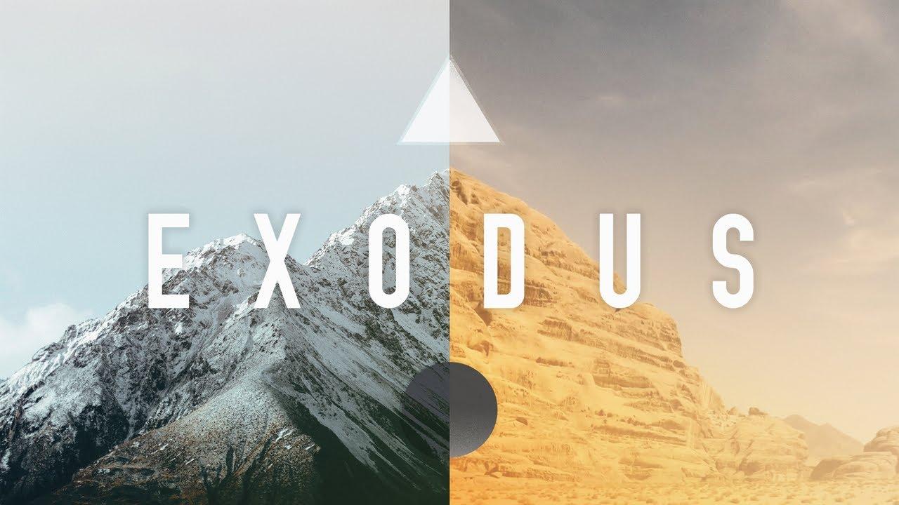 Sermon Series: Knowing God - Exodus 19:1-8