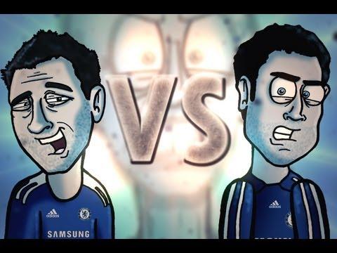 John Terry VS Wayne Bridge -- Football Rap Battles #2