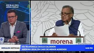 Diputado Saúl Huerta ofreció 200 mil pesos a la madre para callar la agresión sexual: abogada
