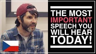 Download Video Proč Se Stát Veganem? | Nejdůležitější řeč, Kterou Dnes Uslyšíte! MP3 3GP MP4