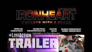 IRONHEART [live action] Trailer