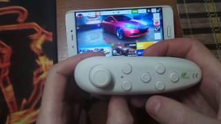 VR-PARK Portable Wireless Bluetooth 3.0 Remote Controller