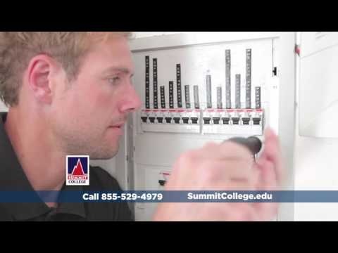 Summit College | Electrician Program