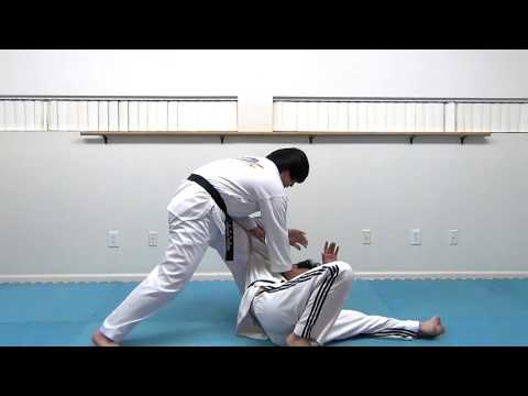 Self-defense Technique Tutorial Using Judo Throw 1 (taekwonwoo)