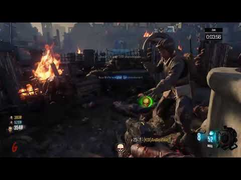#DirectBO3Zombies Gorod Krovi Black Ops 3 a por el Easter Egg