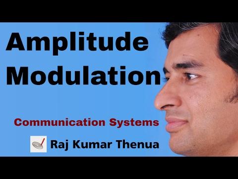 Amplitude Modulation - RKTCSu1e09