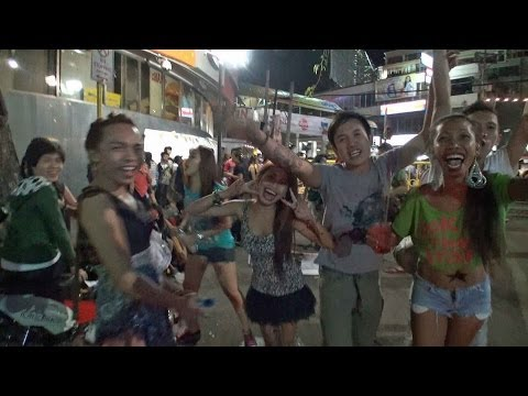 Cebu Sinulog Street and After Parties